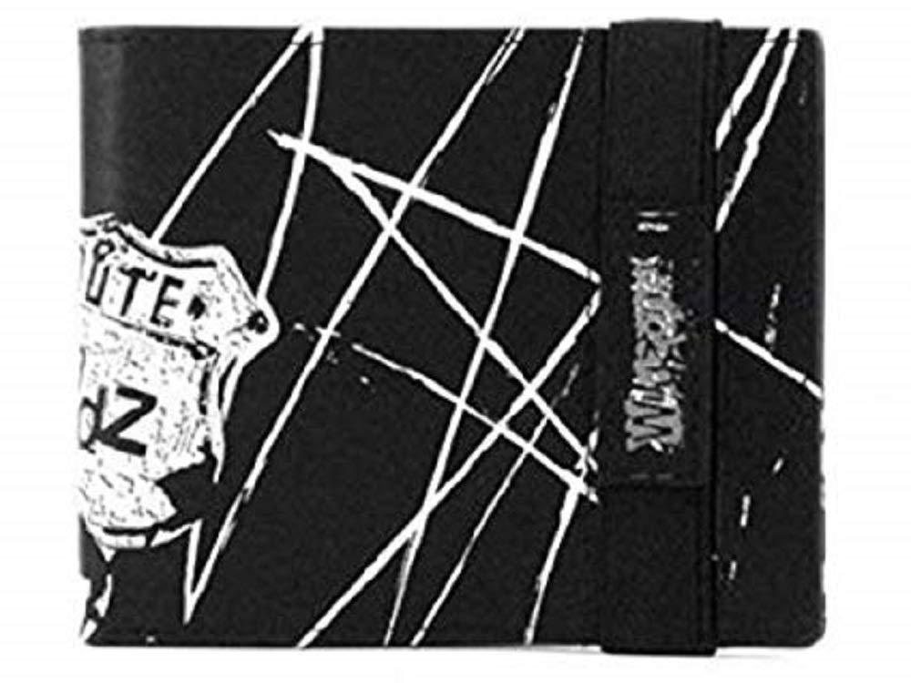 """d51f98916 Billetero en piel estampado juvenil WILDZONE """"Colección Kampur"""" ROUTE"""
