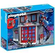 PLAYMOBIL Fire Rescue Station [parallel import goods]