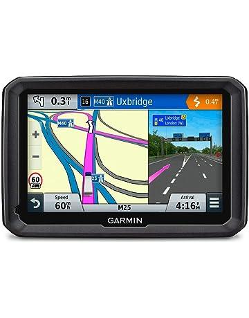 Garmin dezl 570LMT-D - Navegador GPS para Camiones (actualización de mapas de por