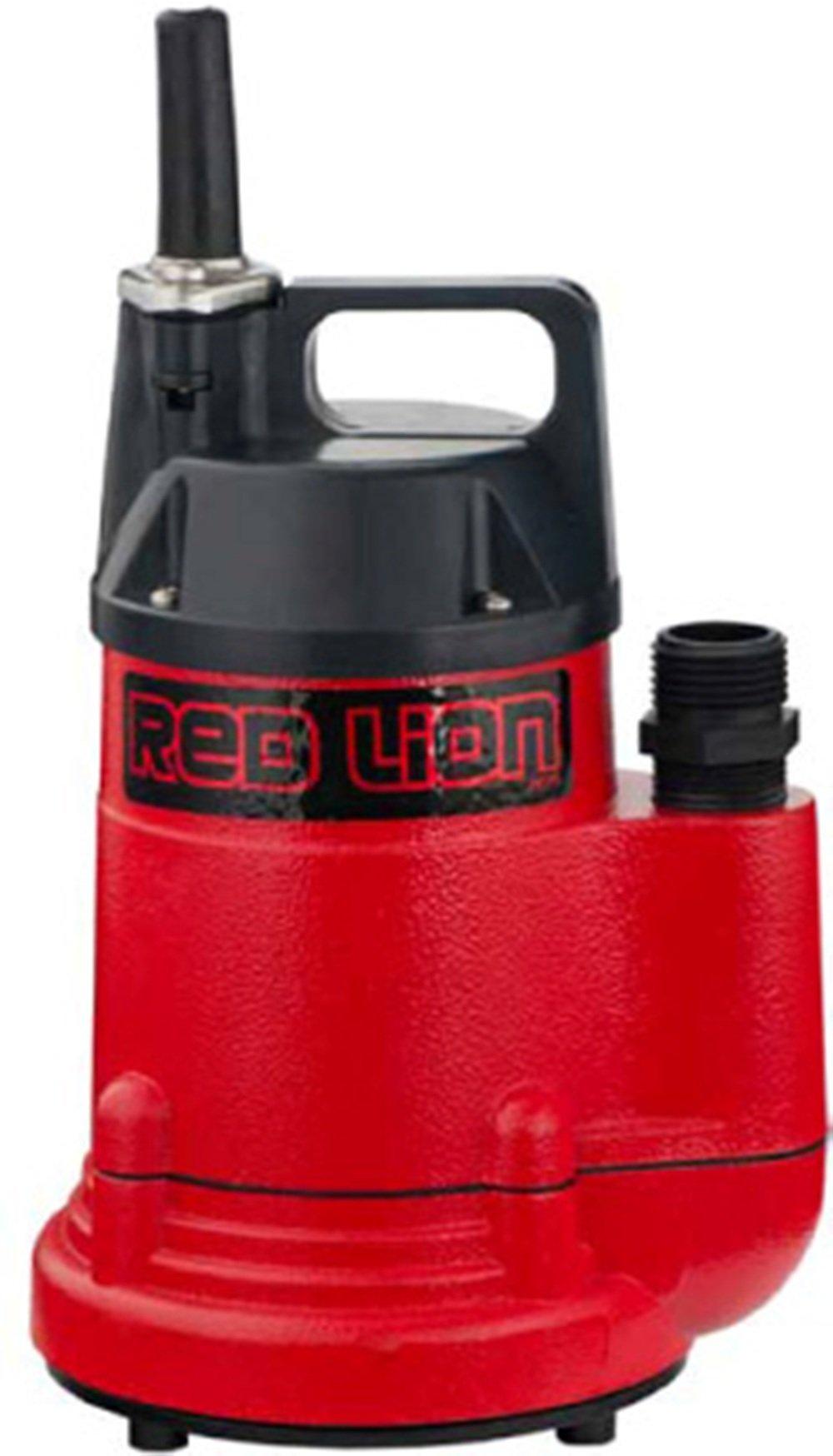 Red Lion RL-160U 1/6 HP Submersible Multi-Purpose Pump