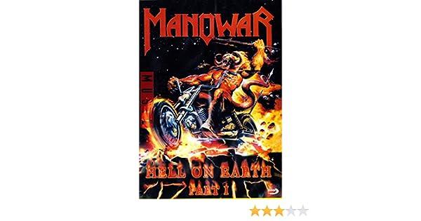 Amazon.com: MANOWAR - HELL ON EARTH. PART 1 2007 ⓈⒺⒶⓁⒺⒹ BRAND NEW: Movies & TV
