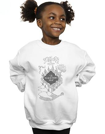 Potter Harry The Fille Map Shirt Sweat Marauder's LjR54A