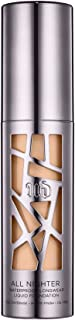 product image for Urban Decay All Nighter Liquid Foundation, 3.25 Light - Flawless, Full Coverage for Oily & Combination Skin - Matte Finish - Waterproof & Transfer-Resistant - 1.0 fl oz