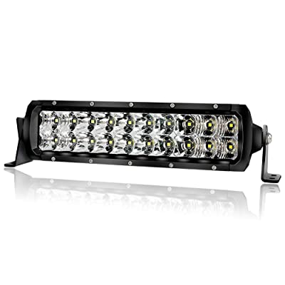 4WDKING WDK-D5-10 LED Light Bar 10 inch - US Design IP69K Waterproof Premium LED Combo Off Road Work Light Truck Fog Lamp: Automotive