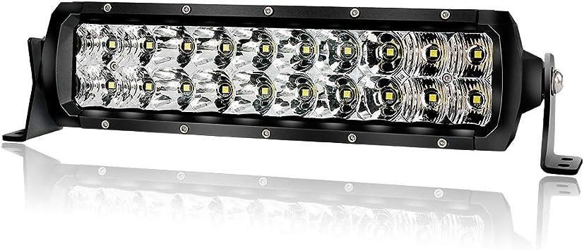 Amazon Com 4wdking Wdk D5 10 Led Light Bar 10 Inch Us Design