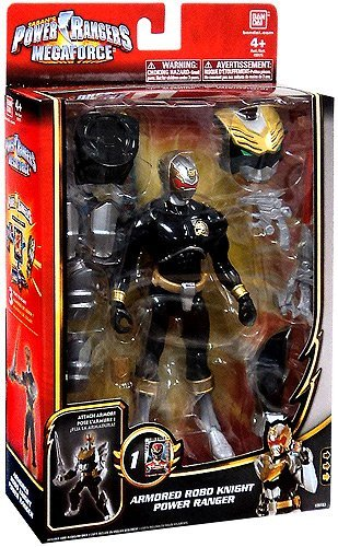 Power Rangers Megaforce Armored Robo Knight Power Ranger -