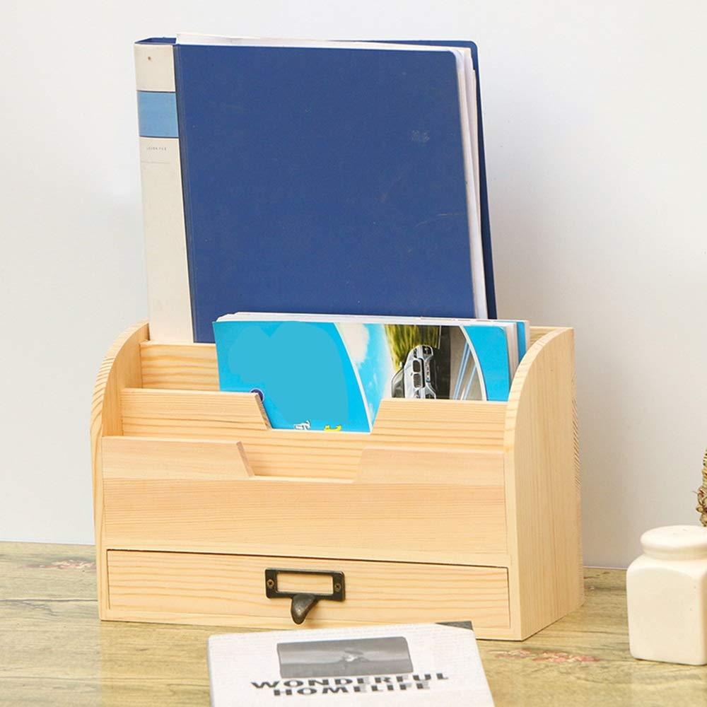 Organizador de Archivos de Mesa Cajón de escritorio creativo caja ...