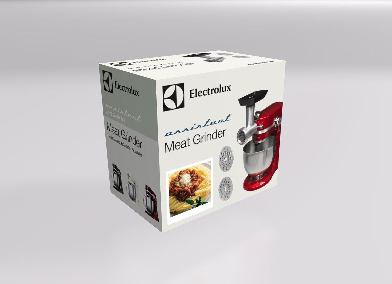 Electrolux ACCESSORY MG Kit Accessoires Robot Culinaire Assistant Hachoir /à Viande