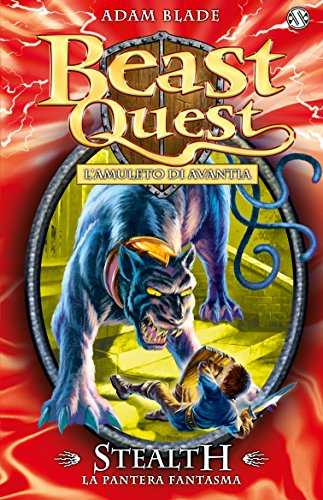 Fantasma: Beast Quest [vol. 24] (Italian Edition) ()