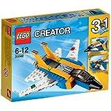 LEGO Creator 31042 - Biplano da Ricognizione