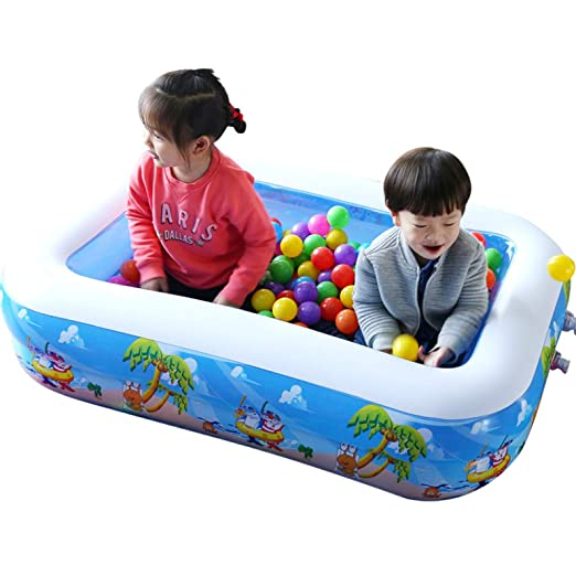 SKY FLY Piscinas Hinchables Infantiles,Piscina Hinchable ...