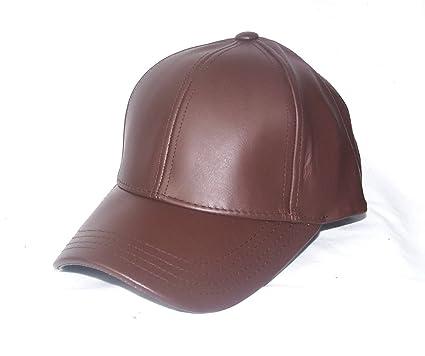 chris brown logo baseball cap plain caps premium leather dark hat light