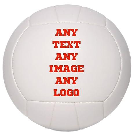 Personalized Custom Photo Mini Volleyball Any Image Any Text Any Logo