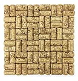 #8 Straight Wine Corks for Crafts, 7/8'' x 1 3/4'', Pack of 100