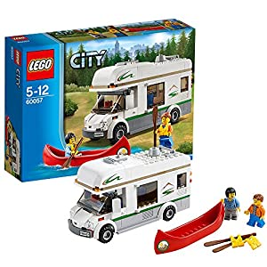 lego city great vehicles 60057 camper van toys games. Black Bedroom Furniture Sets. Home Design Ideas
