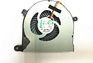 New Laptop CPU Cooling Fan for DELL Inspiron 17R N7110 (Color : Default)
