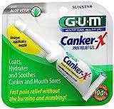 GUM Canker-X Pain Relief Gel - 0.28 oz - Best Reviews Guide