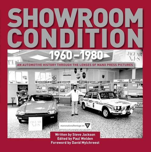 Download Showroom Condition: 1960-1980 an Automotive History Through the Lenses of Manx Press Pictures pdf epub