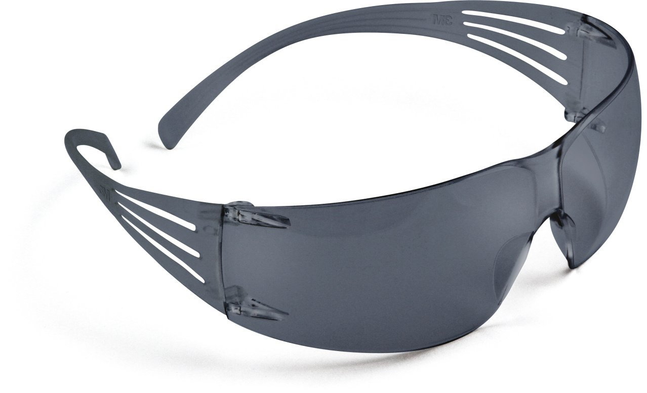 3M SecureFit Safety Glasses, Anti-Scratch / Anti-Fog, Clear Lens, SF201AF-EU 3M Deutschland GmbH