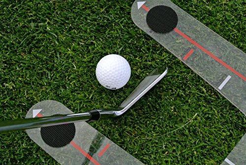 اسعار EyeLine Golf Speed-Trap Base, 4 Red Speed Rods and Carry Bag; Shape Shots and Eliminate a Slice or Hook - Made in USA, 12