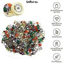 100 + Carats Mixed Gem Natural Loose Gemstone Mix Lot Wholesale Loose Mixed Gemstones Loose Natural Wholesale Mix Gems,Mix Gems, Mixed Stone