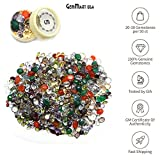 Over 5000 Carats OF Natural Mix Gemstone Mix Shape Faceted Loose Gemstones(MX-60001)