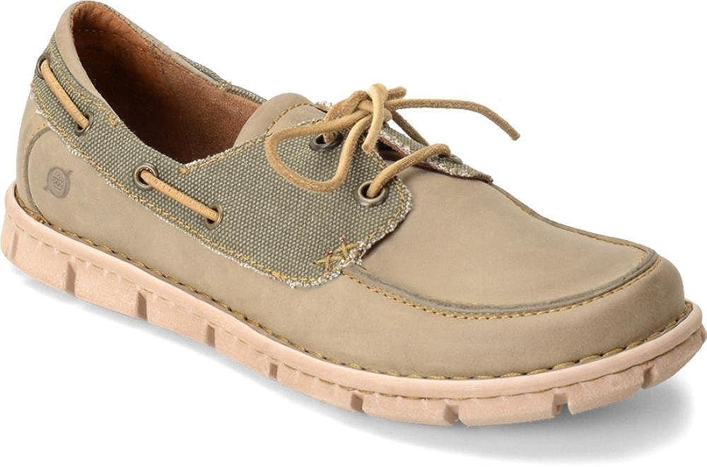 Mens Born Chad Boat Shoes EtiopeSand PUT53732