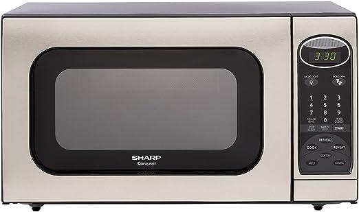 Amazon.com: Sharp r-405ks 1.4-cubic pies 1100-watt Horno de ...