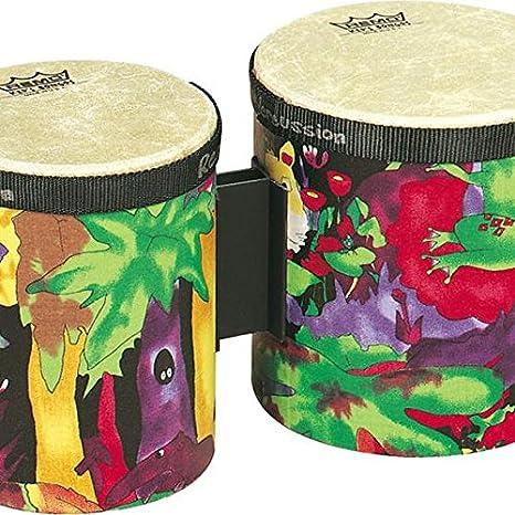 Amazon.com: Remo Kids Bongo: Musical Instruments