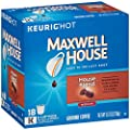 Maxwell House House Blend Coffee, K-CUP Pods, 18 Count