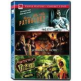 eOne Triple Feature Set 9 (Pathology, Sorority Row, Trailer Park Of Terror) / Coffret 3 DVD