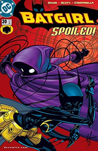 Batgirl (2000-) #20 -