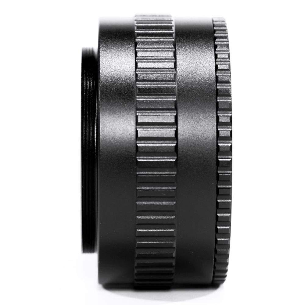 /90/mm Pixco M58/a M58/Mount obiettivo regolabile Elicoide macro adattatore tubo da 36/mm a 90/mm per riprese macro 36/