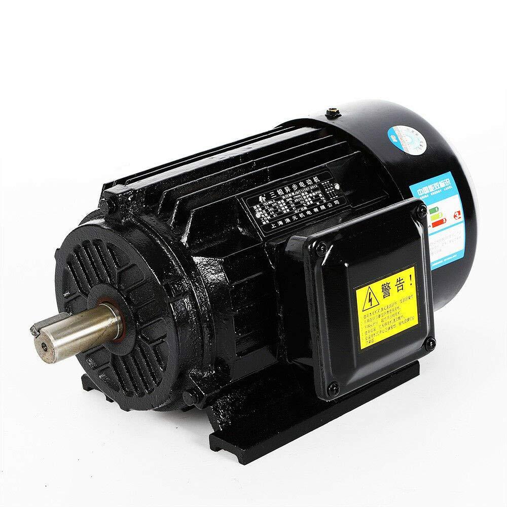 3-Phasen Drehstrommotor HaroldDol 2.2 KW 380V Elektromotor 2830 U//min Kraftstrommotor Kompressor Motor IP44 Asynchronmotor