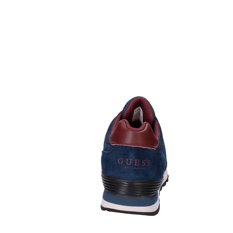 Guess FMCHA3 SUE12 Sneakers Uomo Blu 45: Amazon.it: Scarpe e