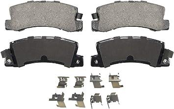 Amazon Com Wagner Quickstop Zd325 Ceramic Disc Brake Pad Set Automotive