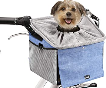 Pecute Dog Bike Basket