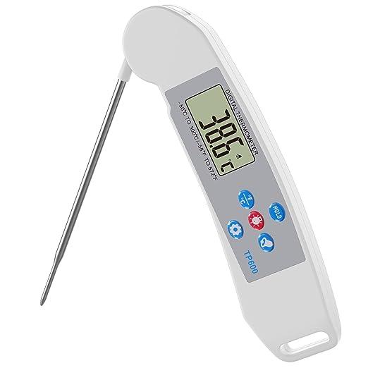 Nuovoware Termómetro de Cocina, de Alta Precisión Digital de ...