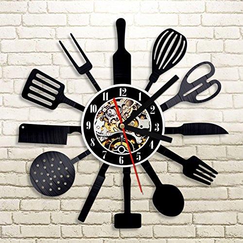 Jedfild The lovely art wall clock Kitchen Utensils