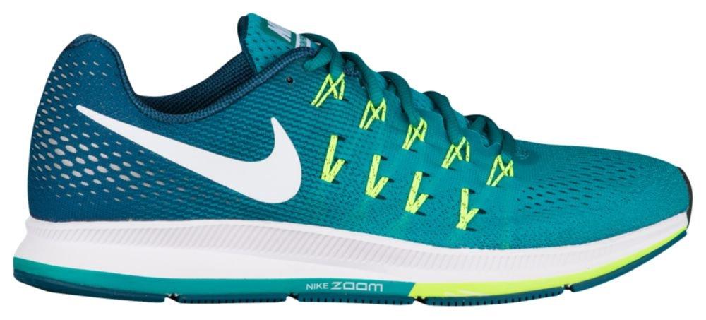 [ナイキ] Nike Air Zoom Pegasus 33 - メンズ ランニング [並行輸入品] B072LXTRYC US12.5 Rio Teal/Midnight Turquoise/Volt/White