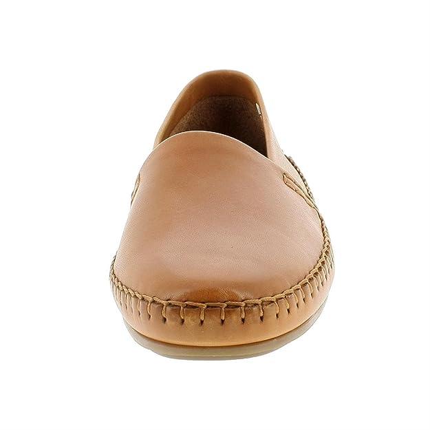 Himalaya Mocasines Para Hombre, Marrón (Marrón), 45 EU: Amazon.es: Zapatos y complementos