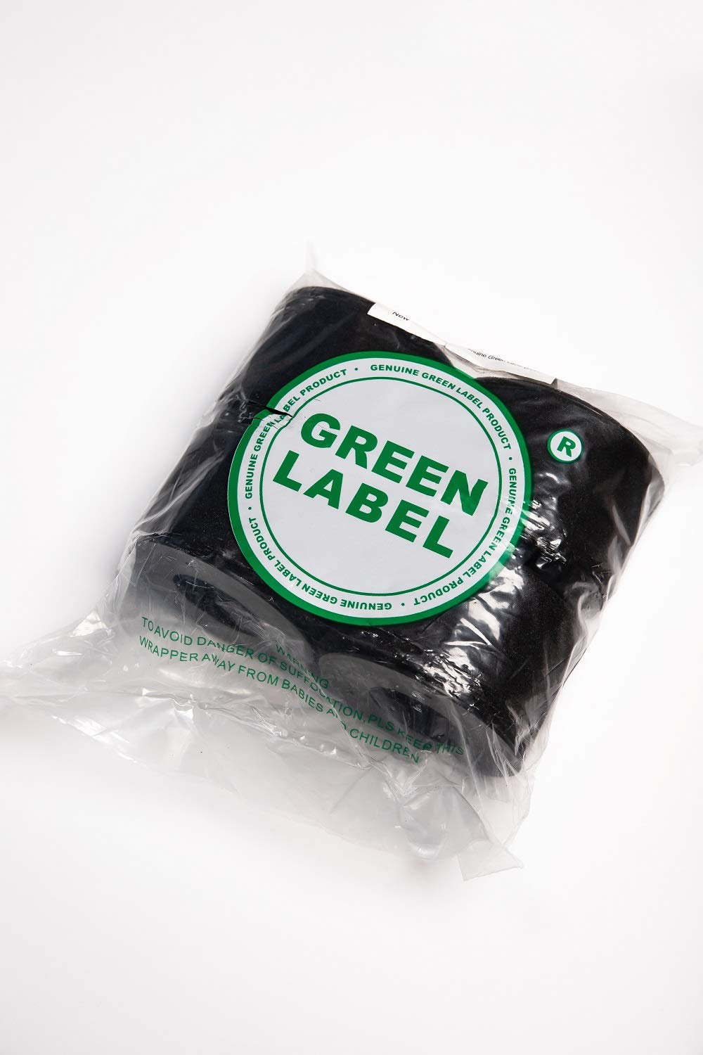 Green Label 4 Pack for Bissell PowerEdge Vacuum Filter Kit Washable and Reusable compares to 54A2