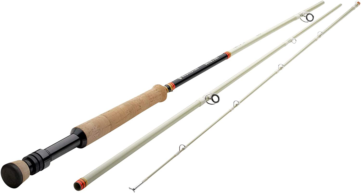 """Redington Butter Stick Fly Rod (476-3) - 4 Weight, 7'6"""" Fly Fishing Rod"""