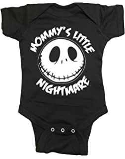 b806c2d612600 Brain Juice Tees Mommys Little Nightmare The Nightmare Before Christmas  Baby One Piece