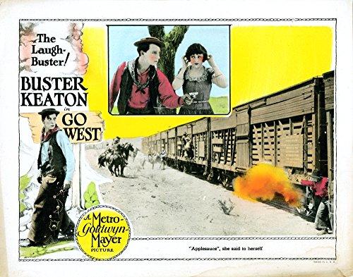 Posterazzi Go West Movie Masterprint Poster Print (28 x 22)