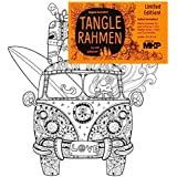 Tangle Rahmen Strandbus 20x20 cm