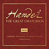 Handel: The Great Oratorios [41 CD][Box Set]