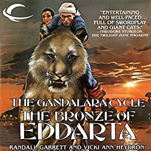The Bronze of Eddarta Audiobook