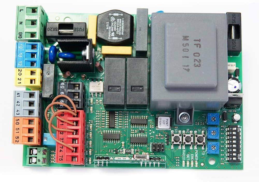 BFT shyra f AC Central tarjeta electrónica recambio para Deimos AC 800: Amazon.es: Bricolaje y herramientas