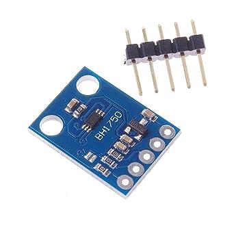 5 Stücke BH1750 BH1750FVI Digitales Lichtintensitätssensormodul Für Arduino wq